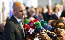 Rubiales anuncia una auditoría en la Federación de Fútbol tras ser elegido presidente