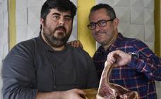 Premierk (Bilbao): carne de buey pastuenco