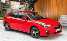 Subaru Impreza, fiabilidad absoluta