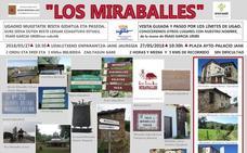 Ugao da a conocer en un paseo por la villa otra veintena de lugares llamados Miraballes