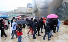 El Guggenheim, uno de los tres museos de España completamente accesible para las personas con discapacidad