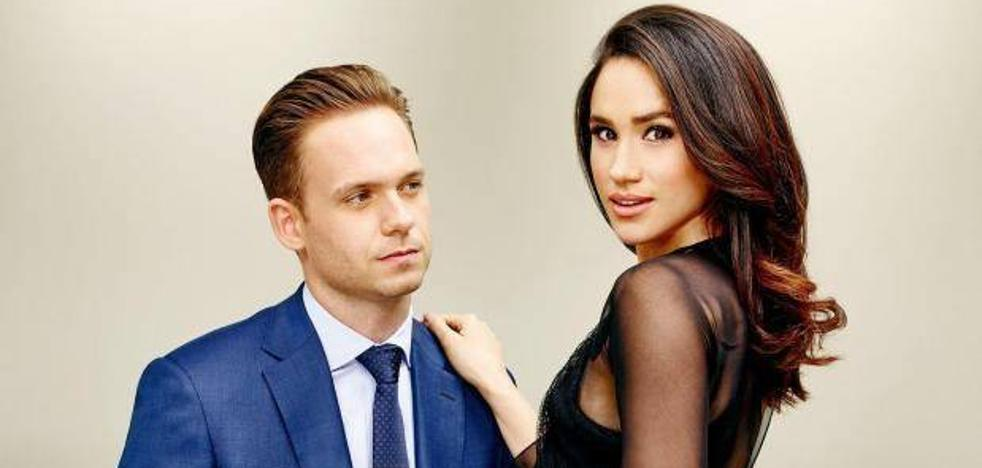 Así es 'Suits', la serie que abandonó Meghan Markle para casarse con el príncipe Harry