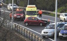 Disminuye un 21% el número de fallecidos en las carreteras vascas hasta abril