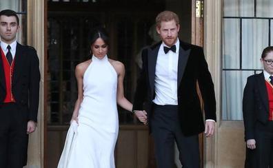 Fin de fiesta tras la boda del príncipe Harry y Meghan Markle