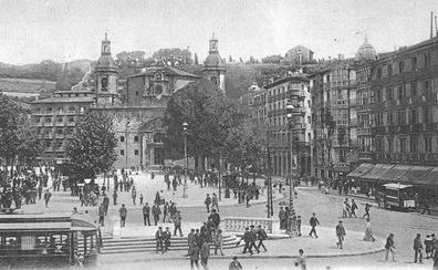 Broncas y pinchazos en el Bilbao de hace un siglo