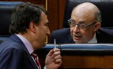 El PNV facilita los Presupuestos de Rajoy «por responsabilidad»