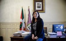 Aintzane Urkijo repite como candidata del PNV a la Alcaldía de Santurtzi