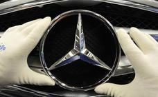 Alemania insta a Mercedes a revisar unas 25.000 furgonetas que hace en Vitoria por su sistema de emisiones