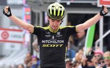 Nieve aprovecha su primer día libre en el Giro de Froome
