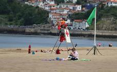 273 personas garantizarán la seguridad y la limpieza en las playas