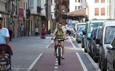 Amorebieta y Berriz apoyan una red de bidegorris para poner en valor la comarca