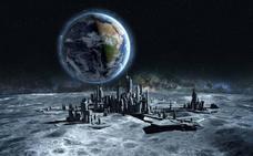 La Luna será el vertedero del mundo