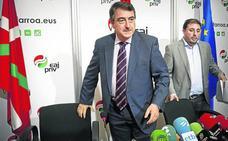 El PNV, ante el vértigo de ser el único sostén de Rajoy en la moción de censura