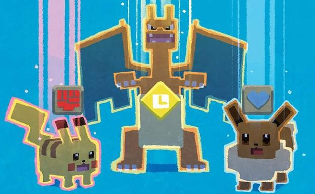 Pokemon Quest Gratis En La Eshop De Nintendo Switch El Correo