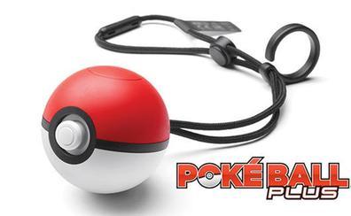 Poké Ball Plus, el accesorio para convertirte en entrenador Pokémon