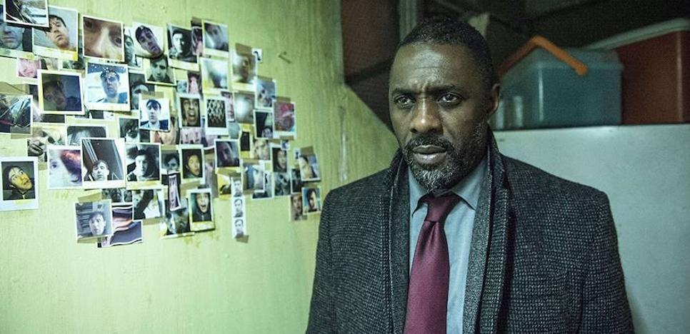 'Luther', un detective atormentado