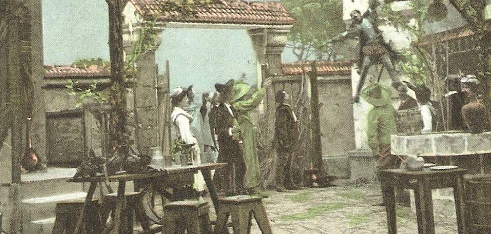 Los rostros de Don Quijote en el cine