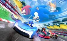SEGA anuncia Team Sonic Racing para PS4, Xbox One, Switch y PC