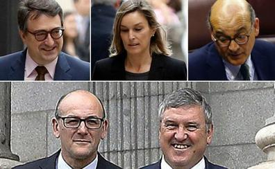 Estos son los cinco diputados del PNV que han dejado caer a Rajoy