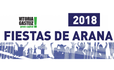 Programa de fiestas de Arana 2018