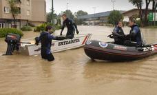 Diez años de la última gran riada en Getxo