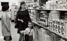 Así fue el primer supermercado de Bilbao