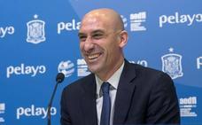 Rubiales tomará medidas para impulsar el órgano federativo que gestionará la Euro 2020 en Bilbao