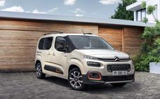 Citroën Berlingo, a la venta desde 14.800 euros