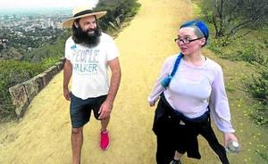 Chuck McCarthy: El paseante de personas