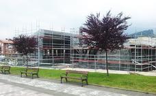 Las obras del nuevo ambulatorio de Orozko terminarán en verano