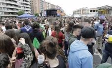 Imputado un joven por agresión sexual a una menor en Santurtzi el día del Ibilaldia