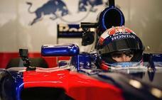 Marc Márquez coquetea con la Fórmula Uno al volante de un Red Bull