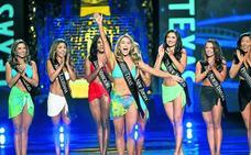 Miss América sin desfile en bikini