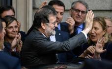 El adiós de Rajoy