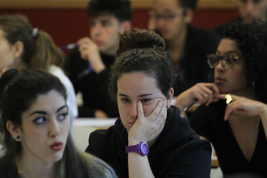 Arranca la Selectividad en Euskadi