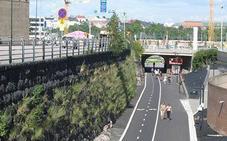 La propuesta de EH Bildu para el metro a Galdakao incluye cambios en la N-634