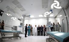 Los nuevos laboratorios convierten a Biocruces Bizkaia en referente de la investigación sanitaria de Euskadi
