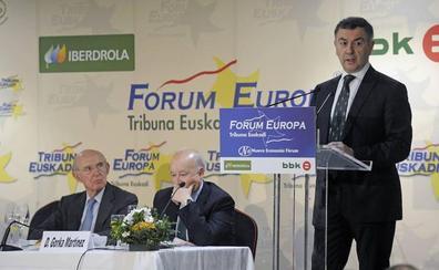 Corres seguirá al frente de la Cámara de Comercio de Bilbao