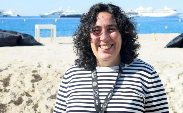 La directora bilbaína Arantxa Echevarría.