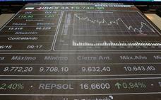 El Ibex-35 no se arruga pese al BCE y a la subida de los tipos de los bonos