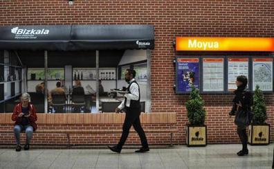 La estación de metro de Moyua se transforma en el bulevar de los mejores restaurantes de Bizkaia