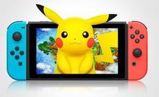 Nintendo Switch recibirá un juego Pokémon «completamente nuevo» en 2019