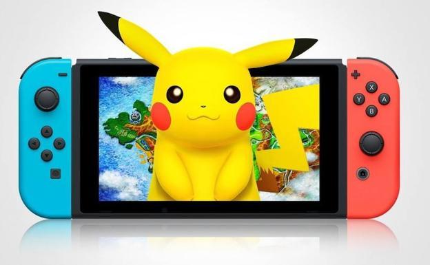 Lanzamiento Pokemon Rpg Para Nintendo Switch Fecha Y Primeros