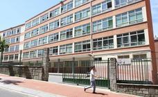 Denuncian la paralización de las obras en un instituto de Barakaldo