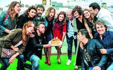 Primera fiesta de cumpleaños para el FesTVal