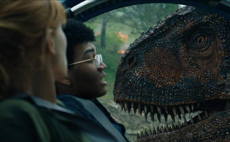La nueva entrega de 'Jurassic World', en imágenes
