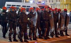 Acuerdo entre Seguridad y los sindicatos para modernizar la Brigada Móvil de la Ertzaintza
