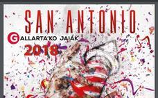 Programa de fiestas de Gallarta 2018: San Antonio Jaiak