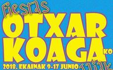 Programa de fiestas de Otxarkoaga 2018: Otxarkoagako Jaiak