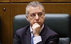 Urkullu escribió a Sánchez el jueves para pedirle diálogo sobre autogobierno